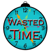 Wasted Time Giveaway