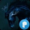 Dark Horse Launcher Theme Giveaway