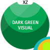 Dark Green Visual Giveaway
