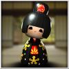 Japanese Geisha Doll 3D Giveaway