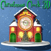 Christmas Animated Clock 3D Giveaway