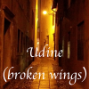 Udine (broken wings) Giveaway