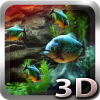 Piranha Aquarium 3D lwp Giveaway