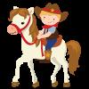 Toddler Cowboy Giveaway