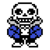 Sans Undertale for ANeko (ANeko Skin) Giveaway
