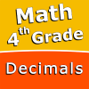 Fourth grade Math skills - Decimals Giveaway