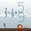 Subtract Fractions Math Game Giveaway