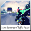 Most Expensive Traffic Rider Giveaway