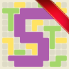 Surface Trimino: increase the area. Casual game Giveaway