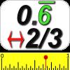 Decimal & Fraction Calculator Giveaway