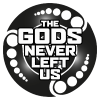 The Gods Never Left Us Giveaway
