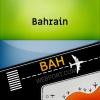 Bahrain International Airport (BAH) Info + Tracker Giveaway
