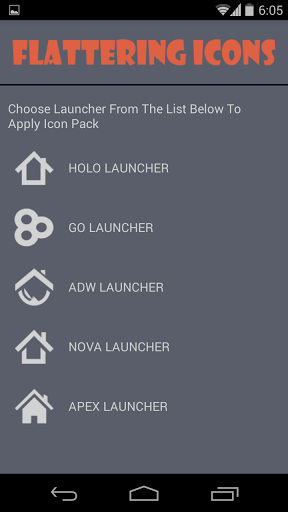 Android Giveaway of the Day - Flattering Icons