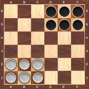 Corners - Checkers Giveaway