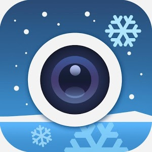 SnowCam - snow effect camera Giveaway