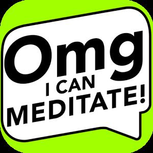 OMG. I Can Meditate! Giveaway