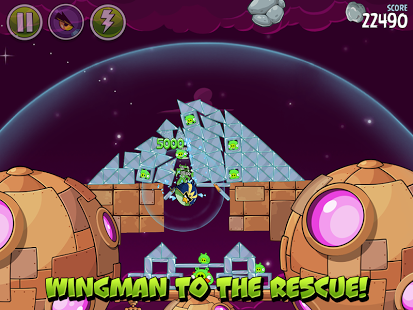 Download Angry Birds Space HD