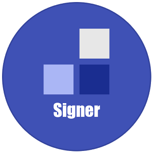 Android Giveaway of the Day - MiX Signer