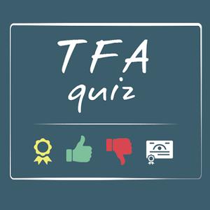 TFA quiz 2016 ARTE Giveaway