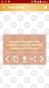 Android Giveaway Of The Day Smile Quotes Cute Status Pro