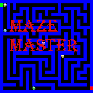 Maze Master Giveaway