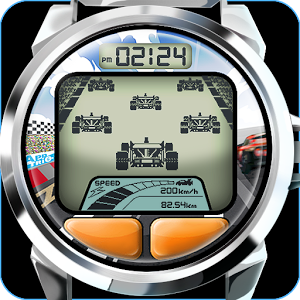 Watch Face Game Racer Giveaway