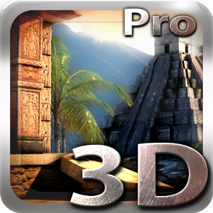 Mayan Mystery 3D Pro lwp Giveaway