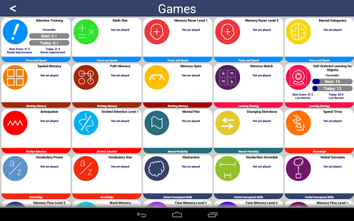 android giveaway of the day mind games proexercise your brain! this is the unlimited, ad free, version of the hit brain training app mind games is a great collection of games based in part on