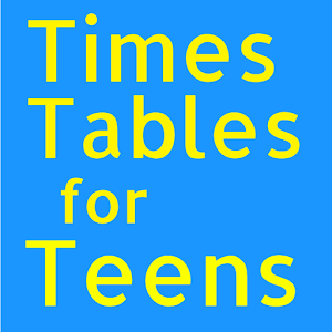 Times Tables For Teens Giveaway