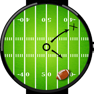 American Football Watch Face Giveaway