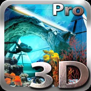 Atlantis 3D Pro Live Wallpaper Giveaway