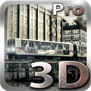 Chicago 3D Pro live wallpaper Giveaway