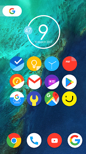 Android Giveaway of the Day - Pixel Nougat - Icon Pack