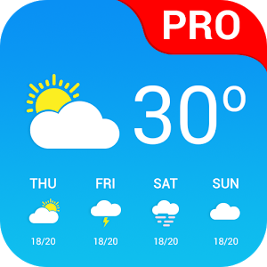 android giveaway of the day weather app pro