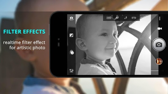 Android Giveaway of the Day - Fast Camera - HD Camera