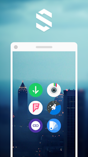 Giveaway Androide du jour - S8/Note 8 Pixel - Icon Pack