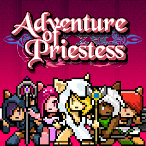 Adventure of Priestess Giveaway