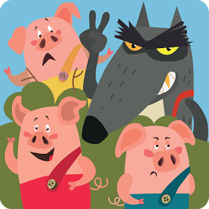 The Three Little Pigs Giveaway