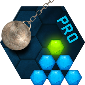 Hexasmash Pro - Wrecking Ball Physics Puzzle Giveaway
