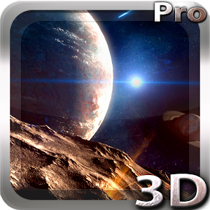 Planetscape 3D Live Wallpaper Giveaway