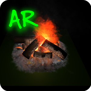Augmented Reality Campfire Giveaway