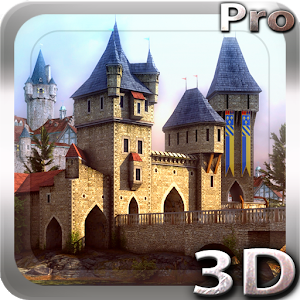Castle 3D Pro live wallpaper Giveaway