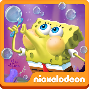 SpongeBob Bubble Party Giveaway
