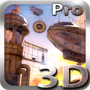 3D Steampunk Travel Pro lwp Giveaway