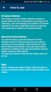 Android Giveaway of the Day - DetectIT PRO Device and Camera