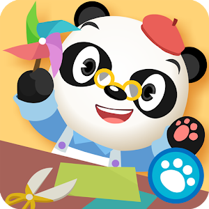 Dr. Panda Art Class Giveaway