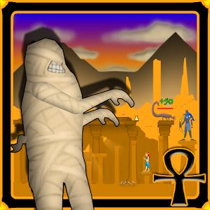 Revenge Of Anubis: Pyramid Adventure Giveaway