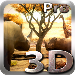 Africa 3D Pro Live Wallpaper Giveaway