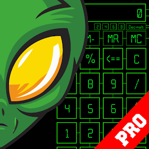 Alien Calculator PRO Giveaway