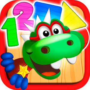 Dino Tim: Preschool Basic Math Giveaway